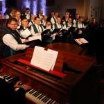 04.12.2016 Zündet die Lichter der Liebe an Benefizkonzert Remigiuskirche Nagold mit dem MGV Egenhausen