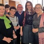 16.12.2016 Verabschiedung von Annemarie Strobl in Heggbach