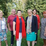 20.07.2016 Arbeitstreffen mit Frau Strobl und Frau Sorg in Bad Waldsee