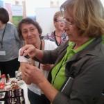 21.04.2016 Vernetzungstreffen Thema Aromapflege