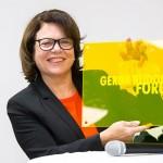 Gerda Rudolf Mäzenin des Bürgerzentrum