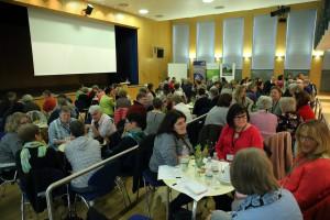 04-11-2019 Vernetzungstreffen - Blick in den Saal
