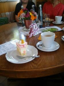Cafe Effringen - Kuchen