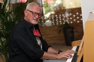 22. Juni 2020: Konstantin Wecker gibt ein Privatkonzert im Hospiz St. Michael